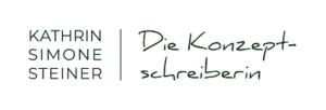 Kathrin Simone Steiner - Die Konzeptschreiberin